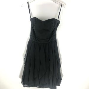 French Connection Black LBD